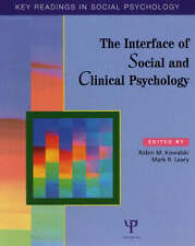 The Interface of Social and Clinical Psychology: Key Readings (Key Readings in S