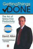 Getting Things Done: The Art of Stress-Free Productivity-ExLibrary