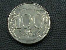 ITALY    100  Lire      1996    DOLPHIN