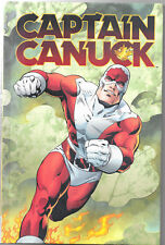 Captain Canuck hardcover Vol.1, IDW 2009 Richard Comely, George Freeman NM