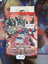 Yu-Gi-Oh Deck De Structure Domination Pendule