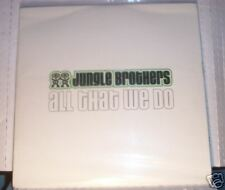 Jungle Brothers 2002 All That We Do JBR001 double vinyl Booty Trap Candy Buggin