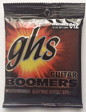 GHS Boomers Electric Guitar Strings GBH 12-52 heavy