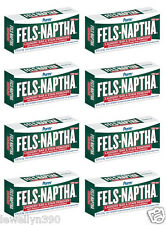 Fels Naptha Laundry Soap 8 Bars