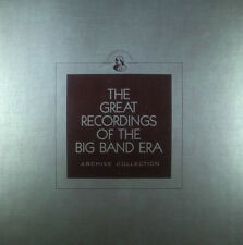2LP CLAUDE THORNHILL / T.PASTOR - The Great Recordings Of Big Bande Era 41/42