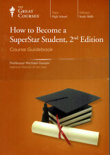 How to Become a SuperStar Student 2nd Ed. 3 Dvds and Book - New & Factory Sealed