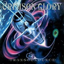 CRIMSON GLORY - TRANSCENDENCE   VINYL LP NEW+