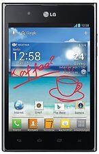 LG  Optimus VU P895 - 32GB - Schwarz (Ohne Simlock) Smartphone