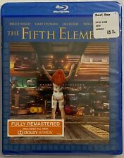 THE FIFTH ELEMENT BLU RAY MASTERED IN 4K FREE WORLD WIDE SHIPPING BUY IT NOW FUN