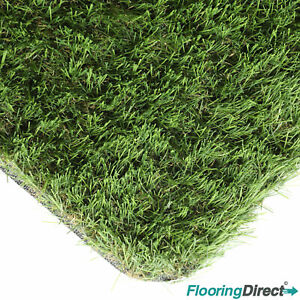 Ascot 35mm Astro Artificial Landscaping Grass Realistic Fake Turf CLEARANCE!!