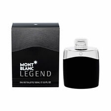MONTBLANC LEGEND 100ML EDT SPRAY BY MONT BLANC FOR MENS PERFUME NEW FRAGRANCE MO
