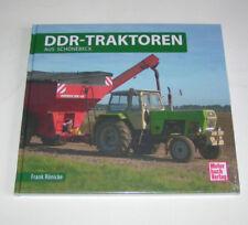 DDR Tractores Aus Schoenebeck - Zt 300 , Gt 122 , Rs 09- Schrader Tipos Crónica