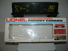 Lionel O-027 6-9403 Seaboard Coast Line Box Car
