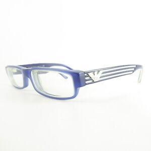 Emporio Armani EA9402 Full Rim I76 Used Eyeglasses Frames - Eyewear