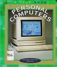COMPUTERS, 1997 KIDS BOOK (MACINTOSH I.C. CV, ENIAC, APOLLO, IBM, SUPERCOMPUTER+