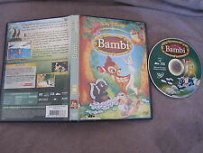 Bambi de David Hand, DVD, Dessin animé/Walt Disney