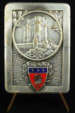 Médaille ville de Vincennes blason armes château medal