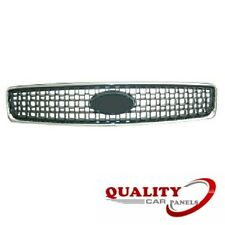 FRONT GRILLE CHROME MAIN TOP FORD FUSION 2005- BRAND NEW HIGH QUALITY