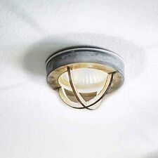 Chamonix Recessed Ceiling Spotlight by Garden Trading – Industrial Chic