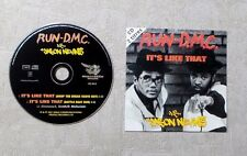 "CD AUDIO MUSIQUE / RUN-D.M.C VS JASON NEVINS ""IT'S LIKE THAT"" 2T CD SINGLE 1997"