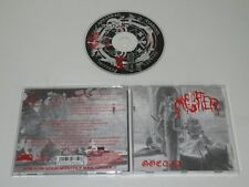 Mystifier/Göetia (Osmosis 93 / OPCD 016 / SPV 84087752 CD) CD Album