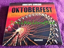 CD HÖRBUCH KRIMI THRILLER   CHRISTOPH SCHOLDER   OKTOBERFEST