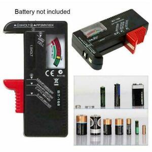 Batterie Tester Werkzeug Taste Checker Zubehör Low Power Tragbare M8D1