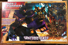 Botcon 2008 Transformers Convention Box Set Exclusive SHATTERED GLASS Empty Box
