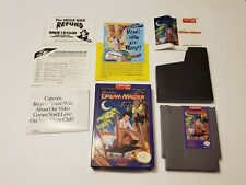Little Nemo Dream Master Nintendo NES Complete in Box Capcom Nice!