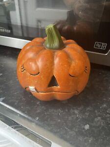 Cute Pumpkin Halloween Latex rubber Mould mold Autumn Fall Garden Casting Craft