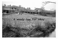 bb0343 - Bishops Nympton & Molland Railway Station Somerset in 1963 - photograph