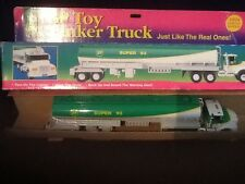 BP TOY TANKER TRUCK SUPER 93 - 1994 LIMITED EDITION