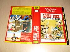 JAQUETTE VHS Lucky Luke La Ballade des Dalton René Goscinny Morris