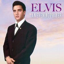 Elvis Presley - An Evening Prayer [New CD]
