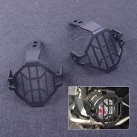 2stk Motorrad Nebelscheinwerfer Schutz für BMW R1200GS F800GS ADV 2012-on