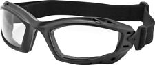 Bobster - BBAL001C Bala Goggles Anti-fog Matte Black With Clear Lens
