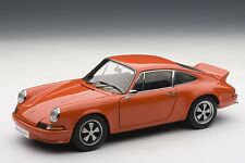 78057	Porsche 911 Carrera RS 2,7 1973 orange   ,1:18 Autoart