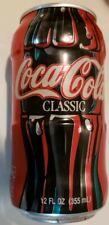 Unopened Full 1996 Coca-Cola Contour Can