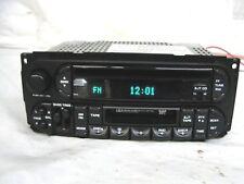 Dodge Chrysler Jeep radio tuner CD cassette RAZ 02-07 5064042 Caravan PT Sebring