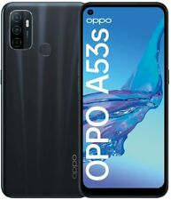 Oppo A53s 128GB Dual-SIM Smartphone ohne Vertrag schwarz - Neu