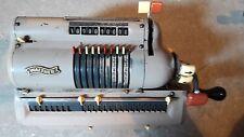 Walther Rechenmaschine WSR 160 (Kellerfund, antik) -2-