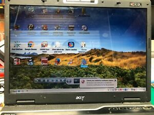 Acer Aspire 9410  Intel Core Duo T2300 1.66 GHz USED LAPTOP