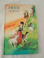 Charles Tritten Heidi Grows Up (1966, Hardcover)