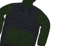 686 Airflight Trooper Quilted Hoody (L) Forrest