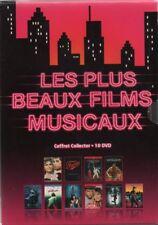 COFFRET DVD COLLECTOR ... LES PLUS BEAUX FILMS MUSICAUX ... 10 FILMS
