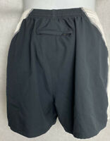 Under Armour Women's Lined Shorts Size Small Zip Pocket Black/White EUC