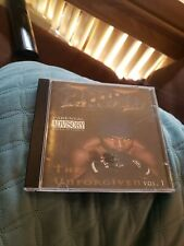 X-Raided The Unforgiven Cd Vol 1 1999 Black Market Records Rare in Awesome Shape