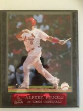 Albert Pujols 10 x13 Photo Plaque