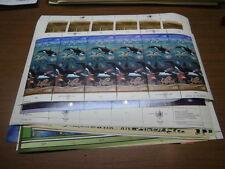 Sammlung, UNO Genf, 22 verschiedene Kleinbogen aus 1987-2002, postfrisch (1081)