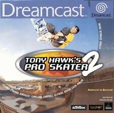 Sega Dreamcast Spiel - Tony Hawk´s Pro Skater 2 (mit OVP)